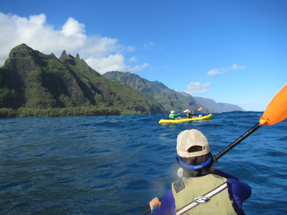Kayak Na Pali Coast