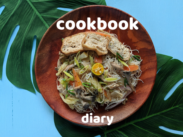The Cookbook Diary of Chef Veggie - Cristina Carolan