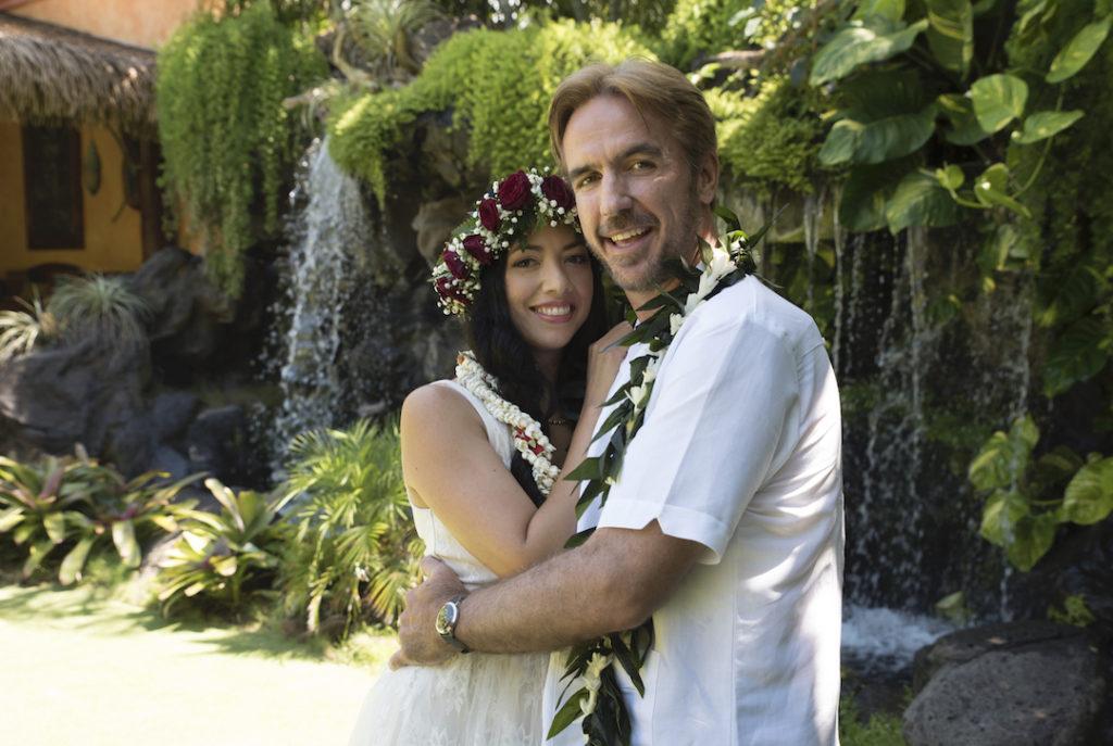Pukalani Falls Garden Wedding Renewal