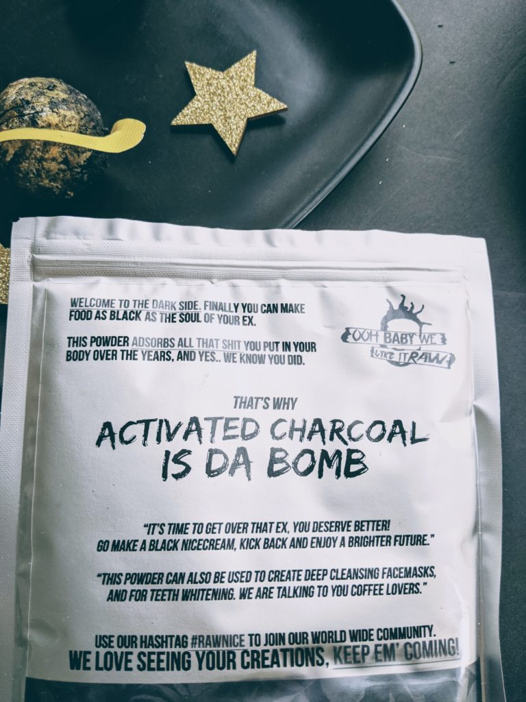 Raw Nice Activated Charcoal